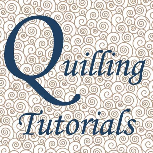 a new paper quilling tutorials website, a hub of all the great paper quilling tutorials around the web