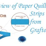 New Paper Quilling Strips from GraftonPL on Etsy
