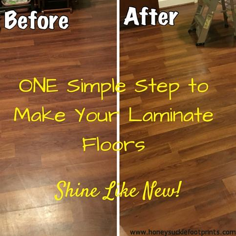 Laminate Floors Make Them Shine Again, What Is The Best Way To Clean Laminate Flooring