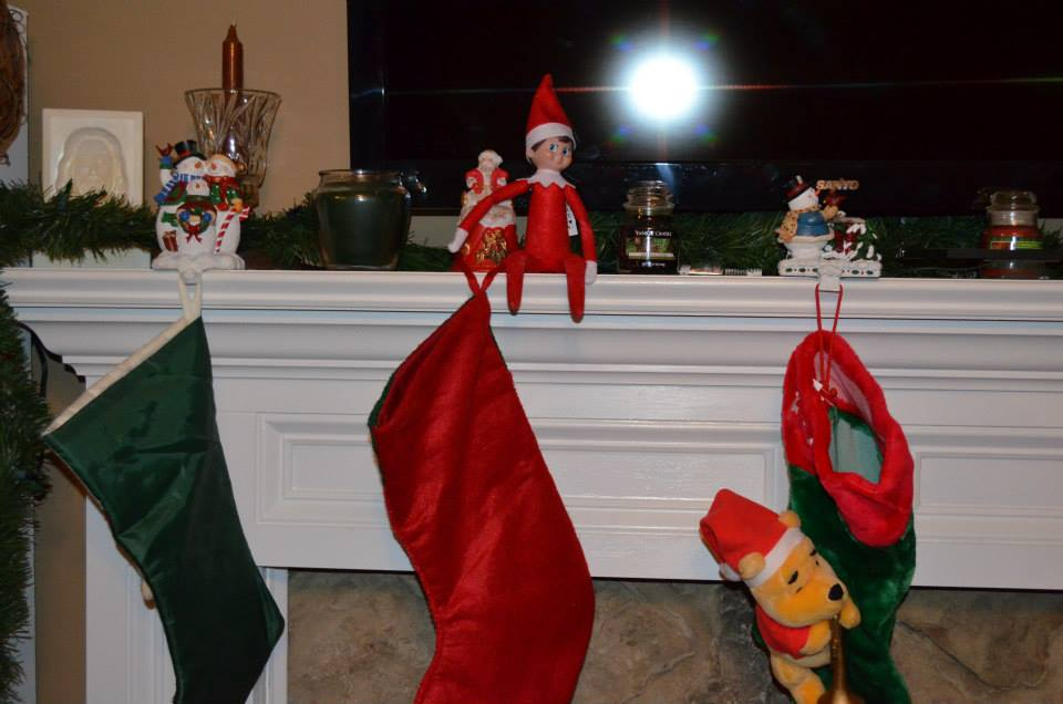 Elf on the Shelf Easy Ideas