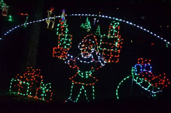 Christmas Traditions - Christmas Lights