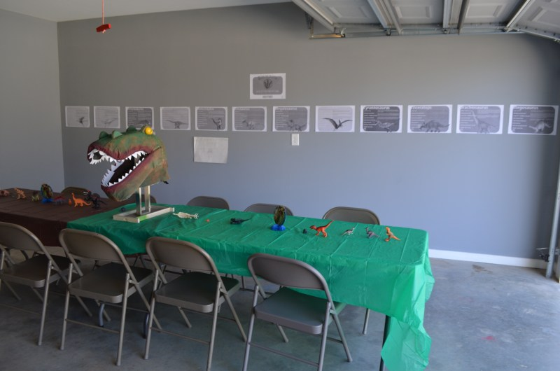 Jurassic, Dino, Party, Birthday, Ideas, Decorations, Decor