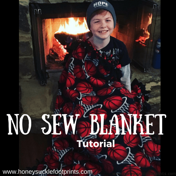 No sew Blanket, Easy, Beginners, No sew, blanket, DIY