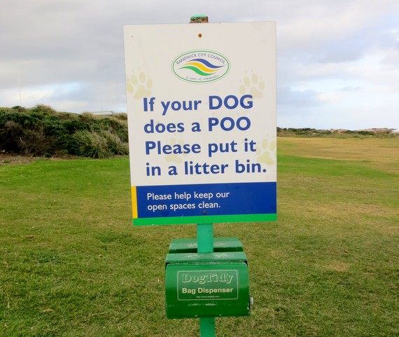 Australia funny signs