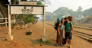 Hsipaw Trekking: In a Forbidden State
