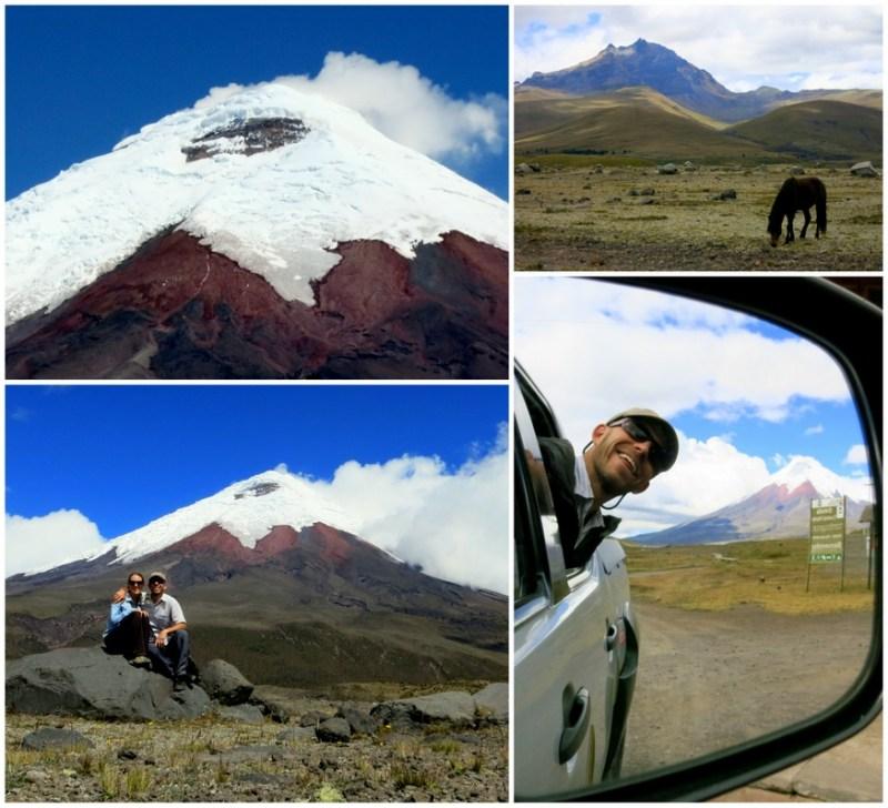 Cotopaxi Volcano Pics