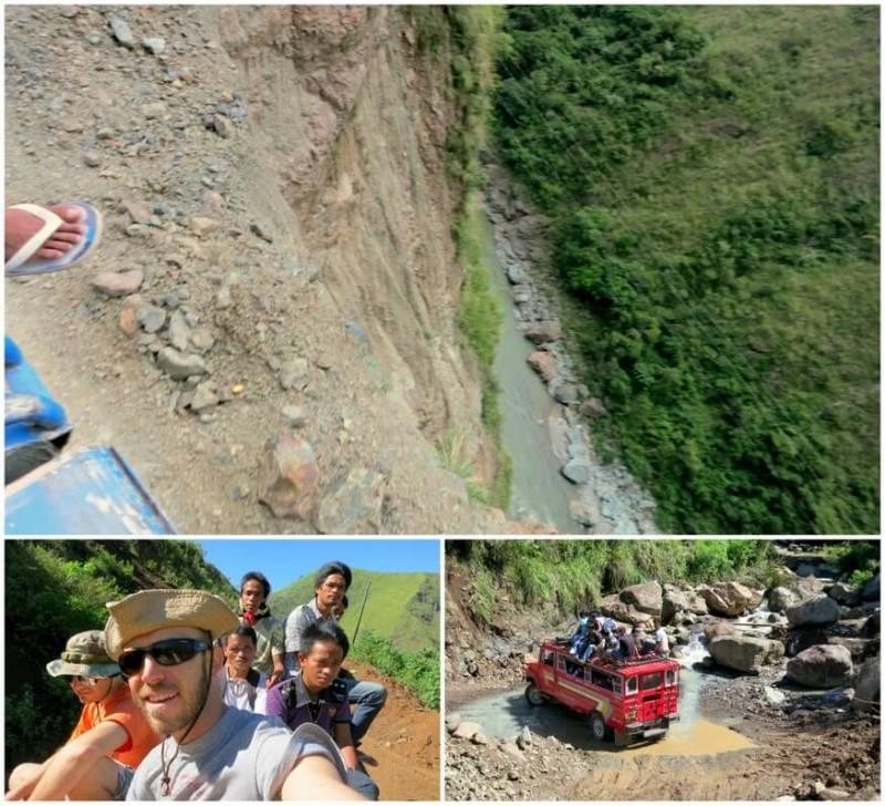 road to Kalinga Philippines
