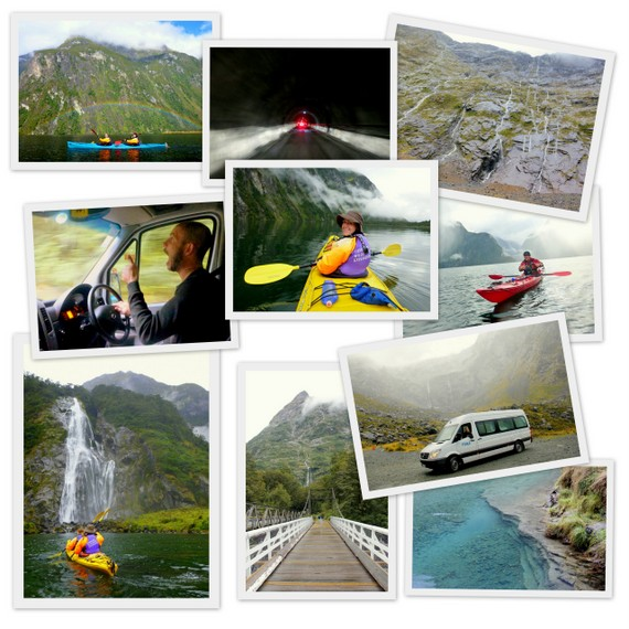 Pictures of Milford Sound