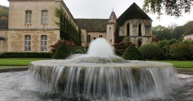 Charming Towns of Burgundy, France