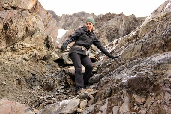 Glacier Martial, Ushuaia Argentina