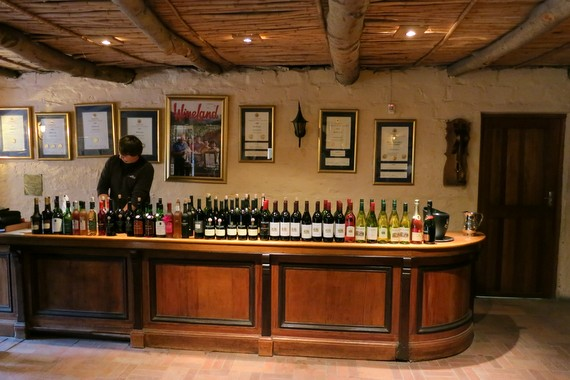 Boplaas, port and brandy, in Calitzdorp, Little Karoo region of the Southern Cape