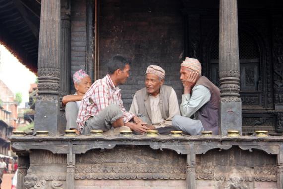 traditional nepali dress