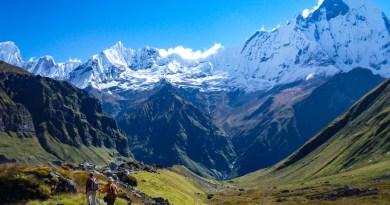 HoneyTrekking the Annapurnas: Part 2