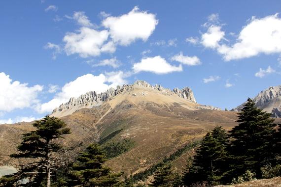 yunnan mountain trips
