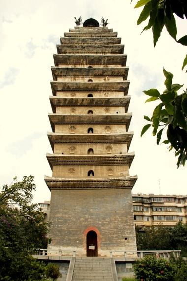 kunming pagoda