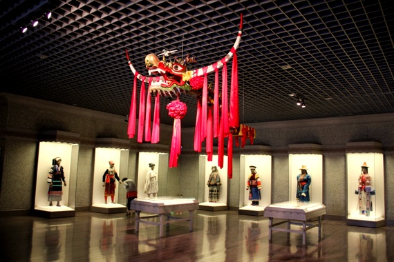 shanghai ethnic minorities exhibit