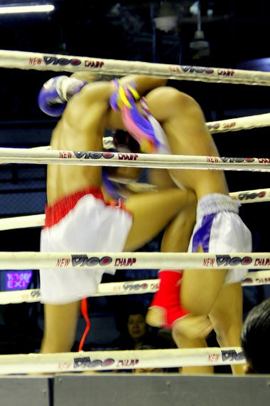 muya thai in bangkok