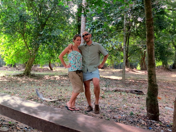 Is there a dress code at Angkor Wat