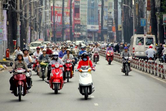 HCMC traffic