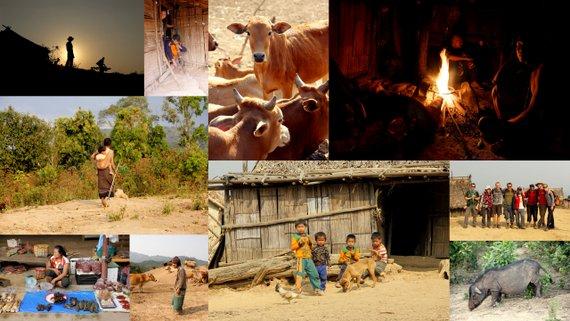 Photos of Luang Namtha