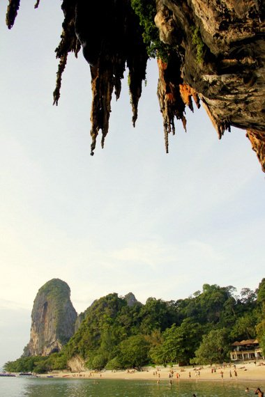 Karst Rocks of Railay Beach