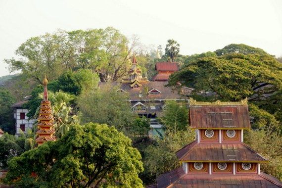 Kyaik Than Lan Phayar St.