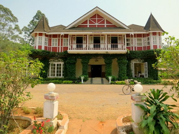 Houses in Pyin Oo Lwin