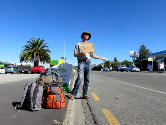 hitchhiking new zealand