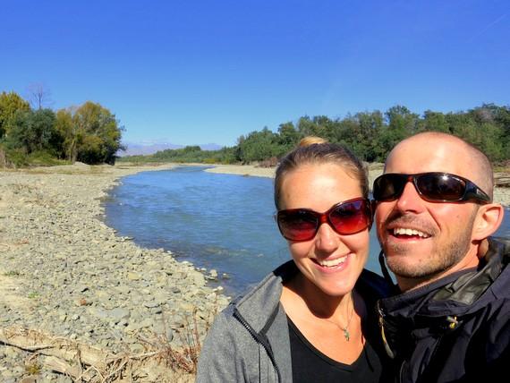 Hiking Marlborough New Zealand