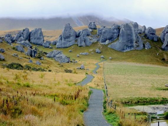 Arthurs Pass Citadel
