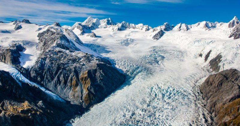 Snow Ice Tai Poutini NZ