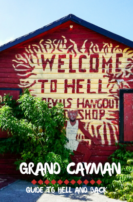 Grand Cayman Hell Gift Shop