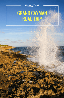 Grand Cayman road trip