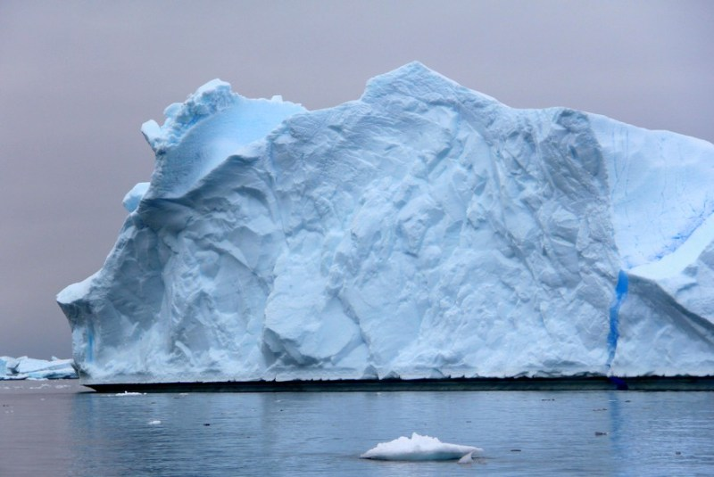 Massive Icebergs