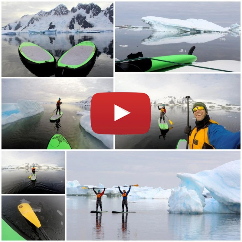 SUP-Antarctica-Video