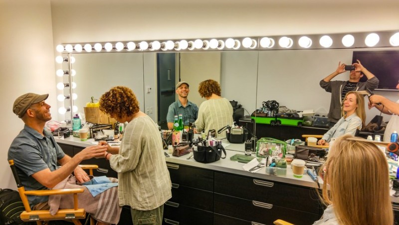 Microsoft Stage Makeup