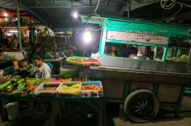 Indonesian Food Cart