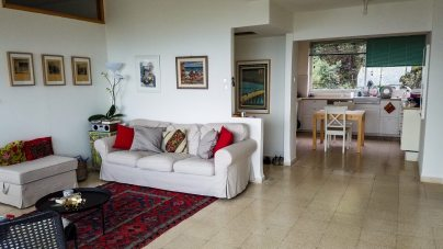 How cute is our Haifa Airbnb! Stay with our awesome host Abigail if your come: https://www.airbnb.com/rooms/12062022