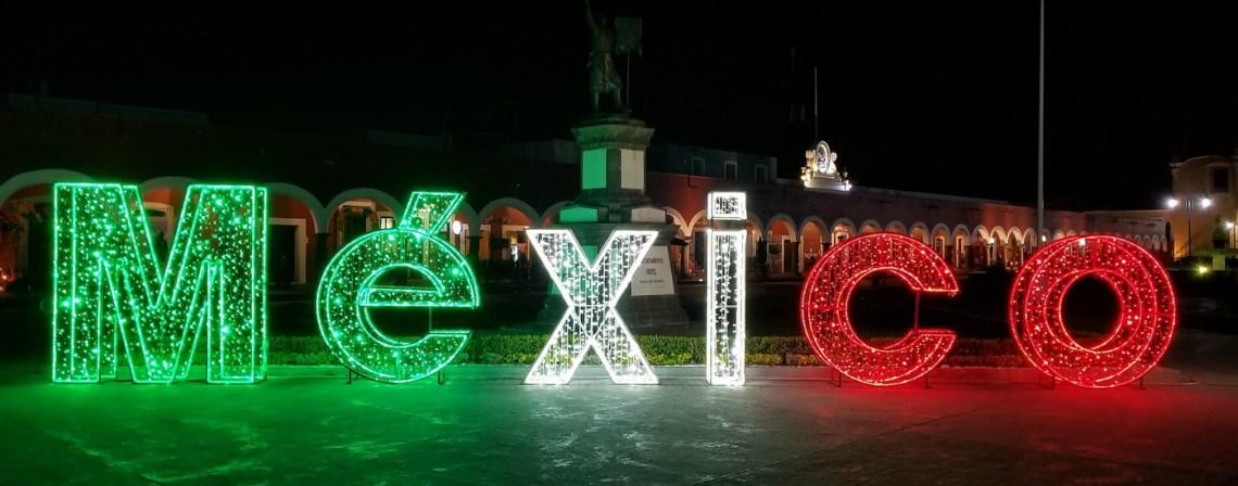 mexico display
