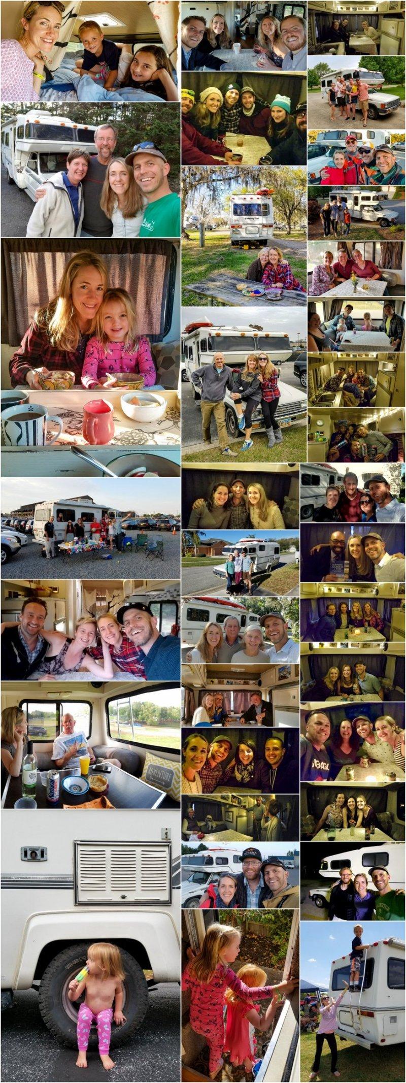 HoneyTrek Family and Friends