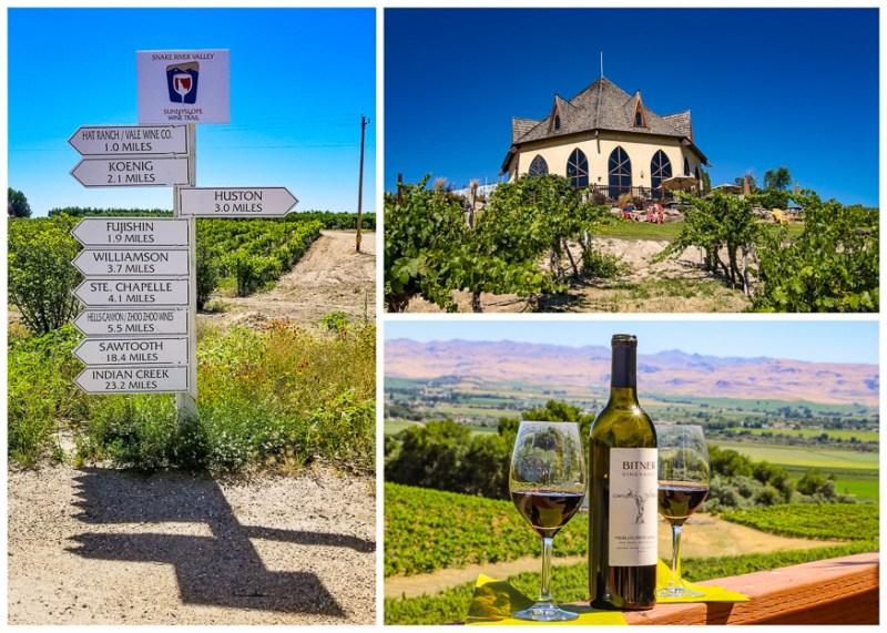 Idaho wineries
