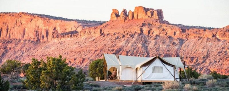 Glamping Moab