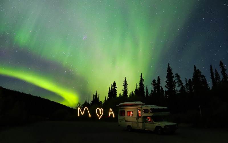 Alaska Auroras
