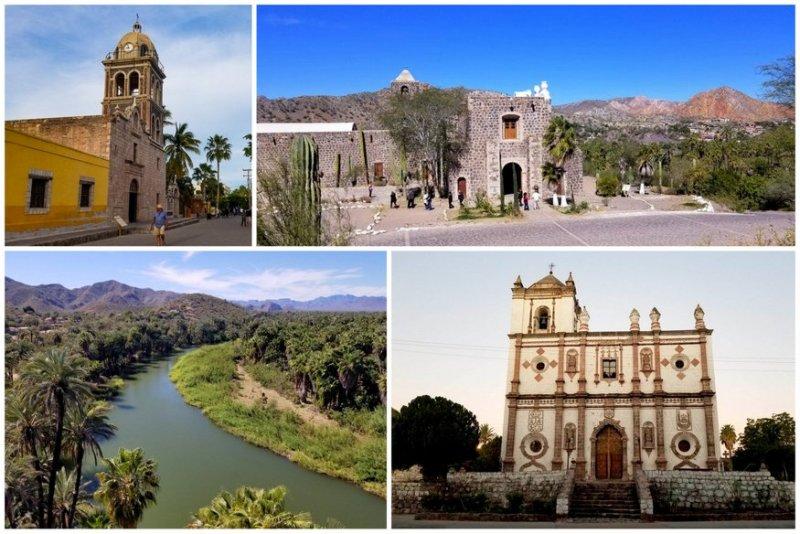 Best Missions Baja