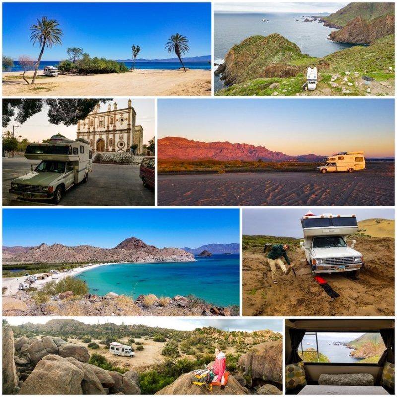 RVing Baja