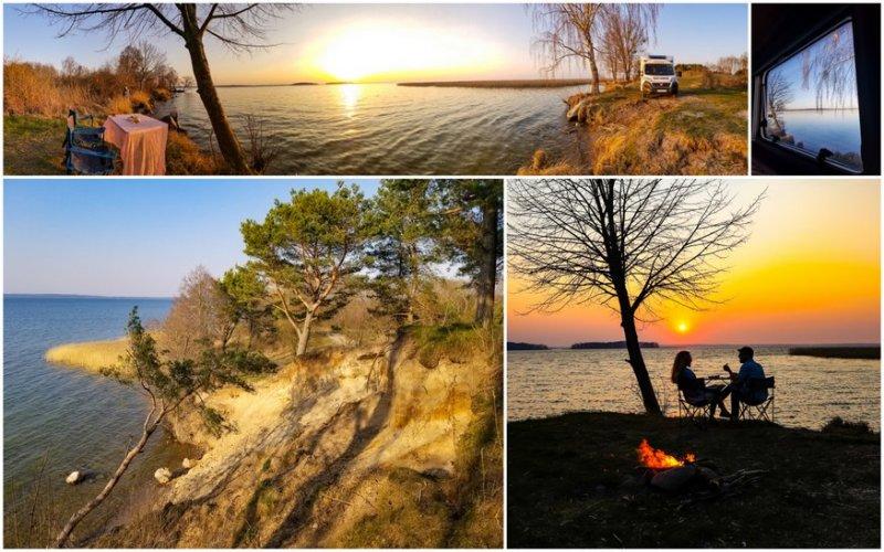 Masurian Lakes Camping