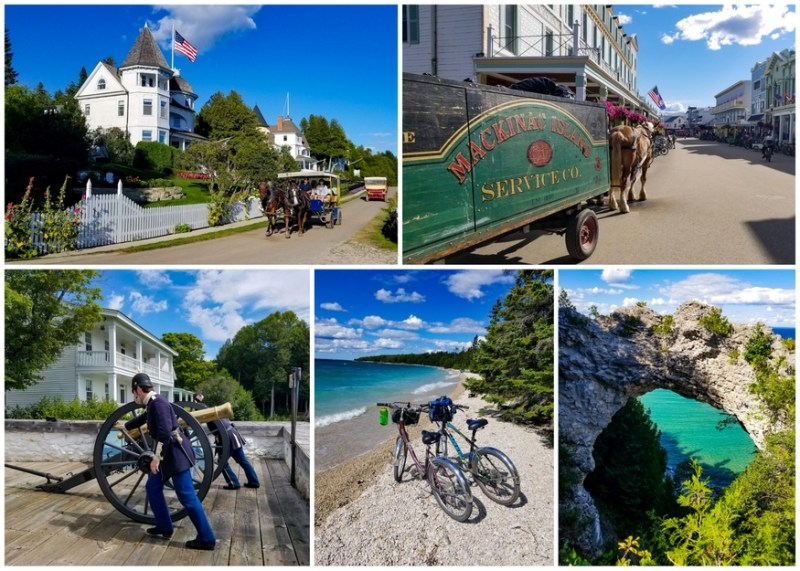 What to do Mackinac Island