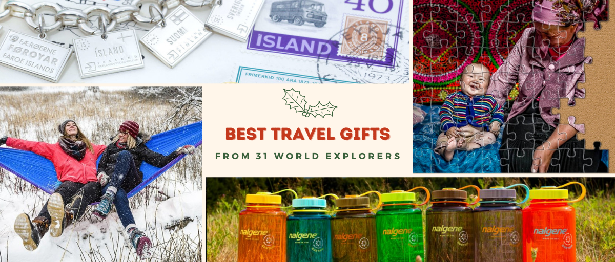 The Best Travel Gifts from 31 World Explorers