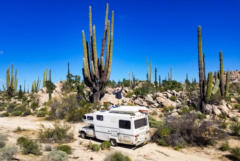 Baja Road Trip