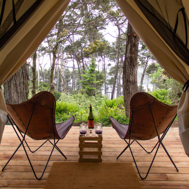 Best Affordable Glamping in California